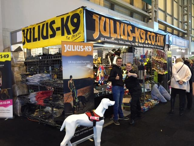 Julius K9 UK at Crufts 2017