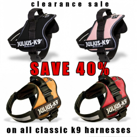 Classic Julius K9 Powerharness Clearance Sale & Delivery Charge Price Drop