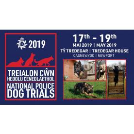 National Police Dog Trials 2019