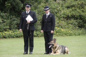 57th National Police Dog Trials 2017 Event Details