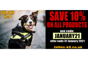 julius k9 discount code sale promo