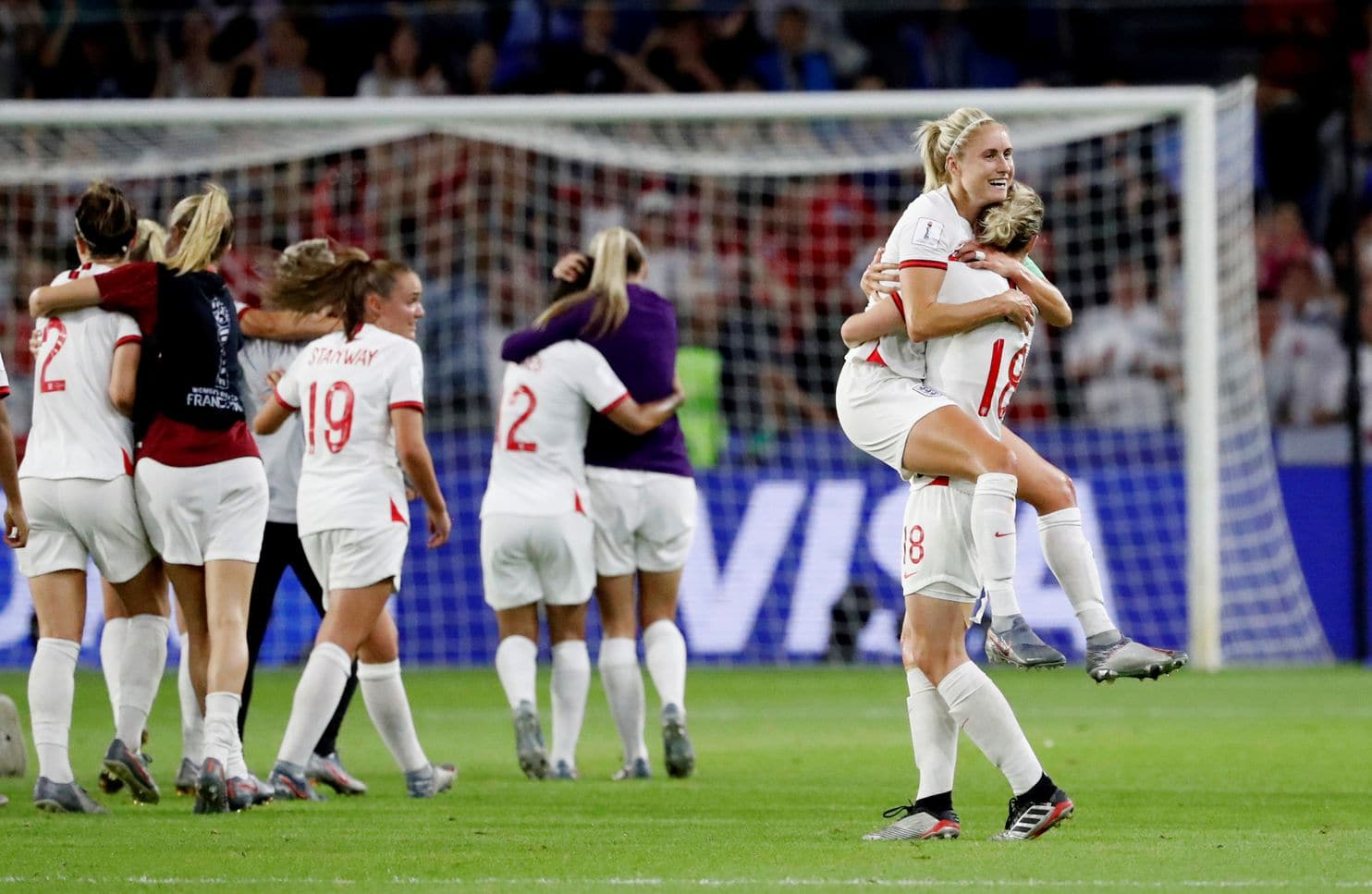 englands womens team lionesses