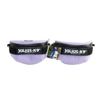 IDC Universal Saddle Bag - Size Mini to 4 - Purple