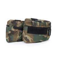 Saddle Bags for IDC Powerharnesses Size 0 in Camo