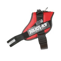 IDC Guide Dog Harness - Size 3 - Red