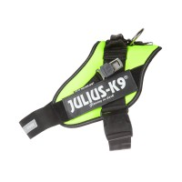 IDC Guide Dog Harness - Size 2 - Neon Green
