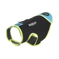 IDC Waterproof Dog Vest - Medium - Aquamarine