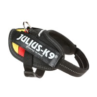 German Flag Dog Harness - Puppy & Small Dog (Baby 2)