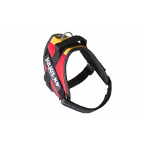 Belgian Flag Dog Harness - XS Extra Small Dog (mini)