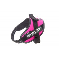 IDC Powerharness - Size Mini-Mini Dark Pink