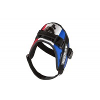 French Flag Dog Harness - Small Dog (size 0)