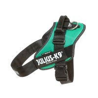 IDC Powerharness - Size 4 - Grass Green