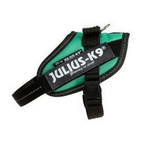 IDC Powerharness - Size Mini Mini - Grass Green