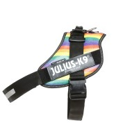 IDC Powerharness - Size 4 - Rainbow