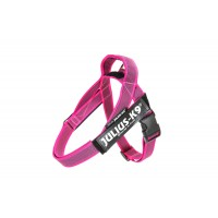 IDC Belt Harness - Size Mini-Mini - Pink - Color & Gray Series