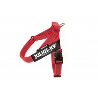 IDC Belt Harness - Size Mini-Mini - Red - Color & Gray Series