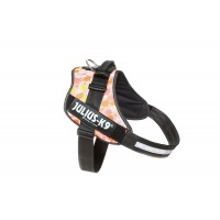 IDC Powerharness - Size 4 - Pink Floral