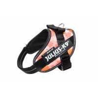 IDC Powerharness - Size Mini -  Pink Floral
