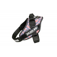 Union Jack Dog Harness - Small Dog (size 0)