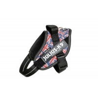 Union Jack Dog Harness - Extra Small Dog (mini)