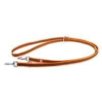 orange K9 Super Grip Adjustable Wide (20mm)  2.2 m
