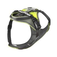 IDC Longwalk Harness Extra Large Neon