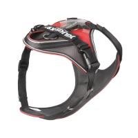 IDC Longwalk Harness Extra Large Red