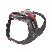 IDC Longwalk Harness Extra Large Deep Chest Red