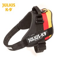 GERMAN Flag Colour harness - Size 0