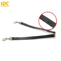 IDC® caoutchouc twin leash