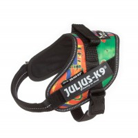 IDC Powerharness - Size Mini - Reggae Canis