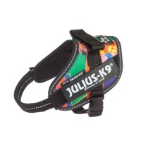IDC Powerharness - Size Mini Mini - Reggae Canis