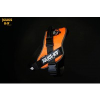 IDC Powerharness - Size 3 - UV Orange