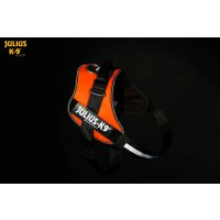 IDC Powerharness - Size 4 - UV Orange