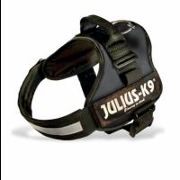 Julius-K9 Black Collar Powerharness Size 3
