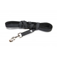 Black K9 Super Grip Narrow (14mm) 10 m - With Handle
