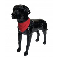 Red Dog Bandana Large