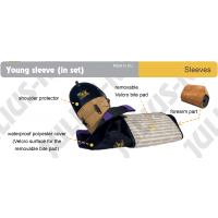Young-sleeve set, right (144B+144PE+141OR+141UR)