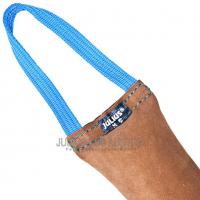 Tug leather