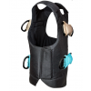 muzzle training hard protector vest