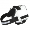 White Collar Therapy Dog Harness