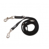 double adjustable leash