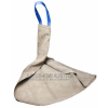 leather teasing tug