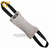 cotton and nylon tug 7.87 x 1.96 in with 2 handles