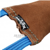 sewn inside tug leather