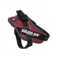 IDC Powerharness - Size Mini - Burgundy