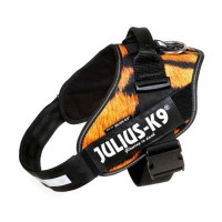 IDC Powerharness - Size 2 - Tiger