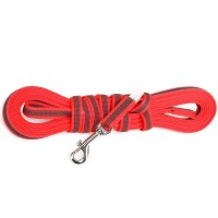Red K9 Super Grip Narrow (14mm) 5 m With Handle