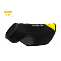 IDC Waterproof Dog Vest - Medium - Yellow