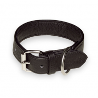 Recycled Eco Leather Dog Collar - Thin (2.5cm)
